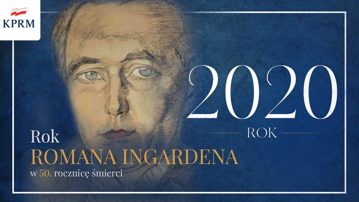 2020 rok Romana Ingardena