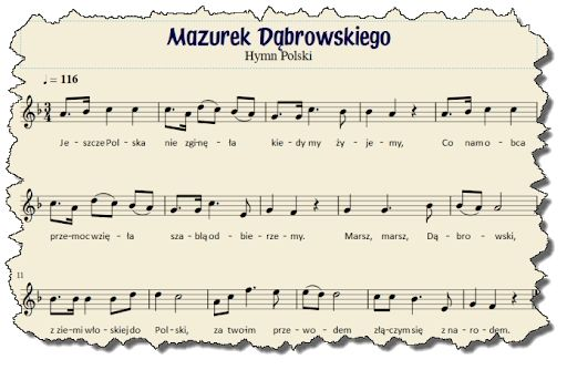 """Jak """"Mazurek Dąbrowskiego"""" stał się hymnem Polski?"""