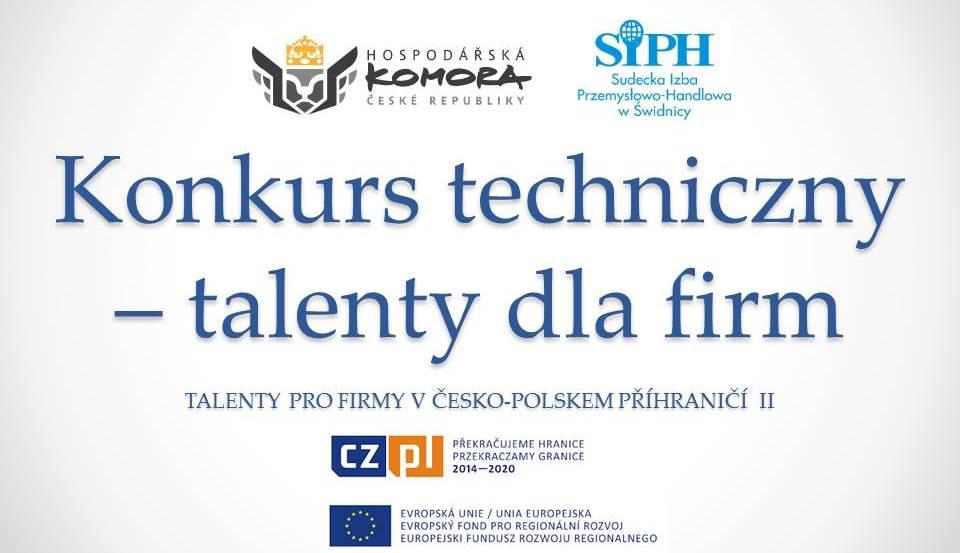 Konkurs techniczny – talenty dla firm